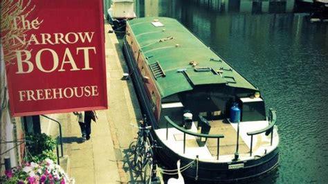 Narrow Boat Angel Menu by The Narrow Boat Pub Visitlondon