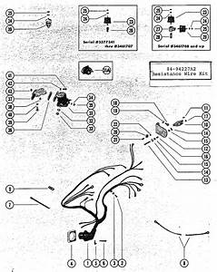 Diagram  1978 Mercruiser 898 Wiring Diagram Full Version