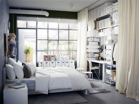 Ikea Kleine Räume by Kleine R 228 Ume Schlafzimmer Mit Arbeitsplatz Bild 6