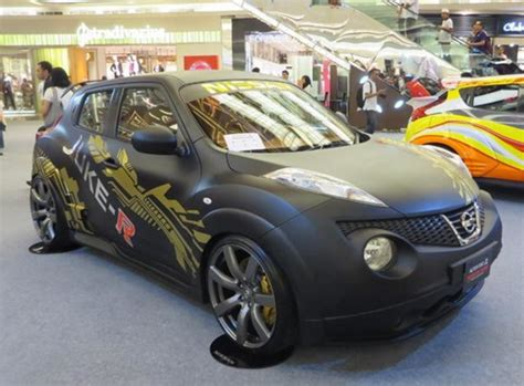 Nissan Juke Modification by Most Modifications Nissan Juke Sporty Modification Mobil