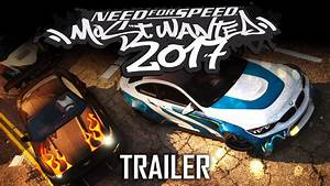 Need For Speed Most Wanted 2 Trailer 2016 Trailer PC, PS4 ...