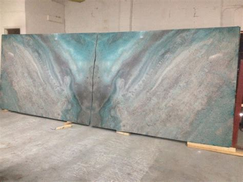 Book Matched Crystals ? Emerald Coast Fabrication