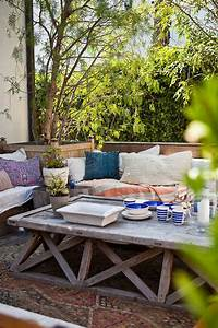60 photos comment bien amenager sa terrasse With superb decoration de jardin exterieur 9 deco salon moderne photos