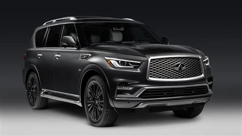 Infiniti Qx80 Wallpaper by 2018 Infiniti Qx80 Limited 4k 2 Wallpaper Hd Car