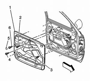 How To Remove An Inner Driver Side Door Panel For A 2005