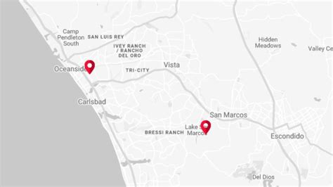 Thousands Of Sdg&e Customers Lose Power In Oceanside-san