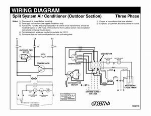 Hvac Air Conditioning Wiring Diagrams