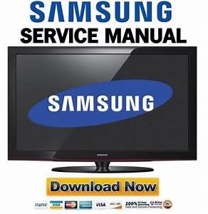 Samsung Pn42b450 Pn42b450b1d Service Manual And Repair