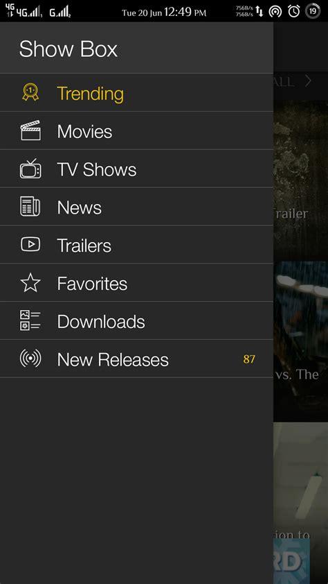 showbox apk version for android premium