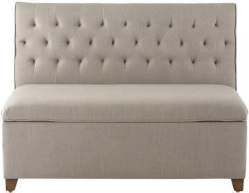 adalyn long storage bench upholstered storage bench