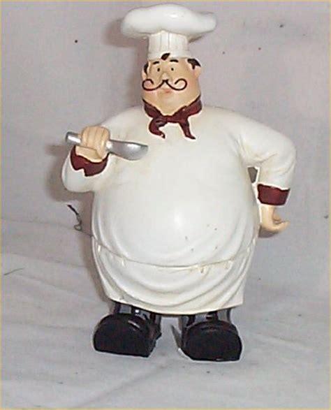 chef figurines kitchen decor chef waiter figurine bistro kitchen decoration
