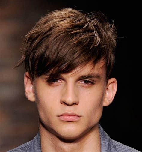 forme visage coiffure homme diamant coiffure homme
