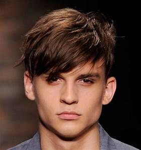 Forme Visage Homme : forme visage coiffure homme diamant coiffure homme ~ Melissatoandfro.com Idées de Décoration