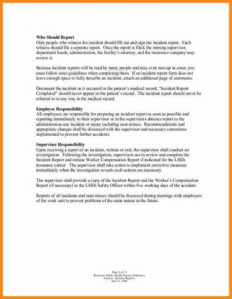 templates for report writing best resumes