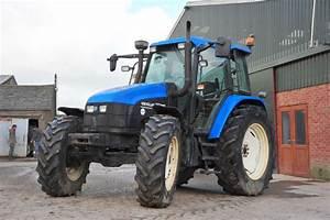New Holland Ts115  105 Pk