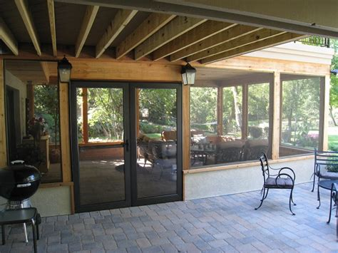 how to screen in a porch trending now building a screened porch your