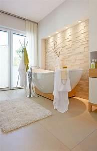 Idee decoration salle de bain une salle de bain luxueuse for Salle de bain design avec image encadree décoration