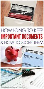 de 25 bedste ideer inden for paper clutter pa pinterest With how to organize important documents at home