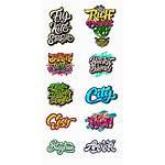 Behance Logos Graffiti Typography Lettering Fonts Prints