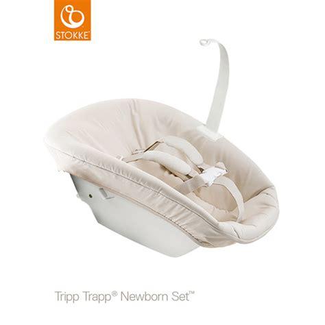 siege tripp trapp siège newborn set pour chaise tripp trapp sur allobébé