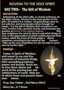 The Gift of Wisdom – Christ Lives! In Him I Trust!