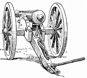Cannons Drawing - ClipArt Best