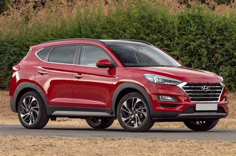 Hyundai Tucson facelift launch on February 5 at 2020 Auto Expo