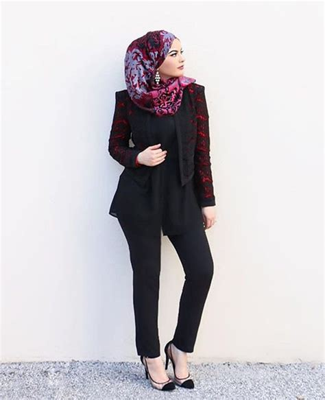 inspirasi ootd hijabers dunia