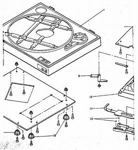 Lxi Turntable Parts