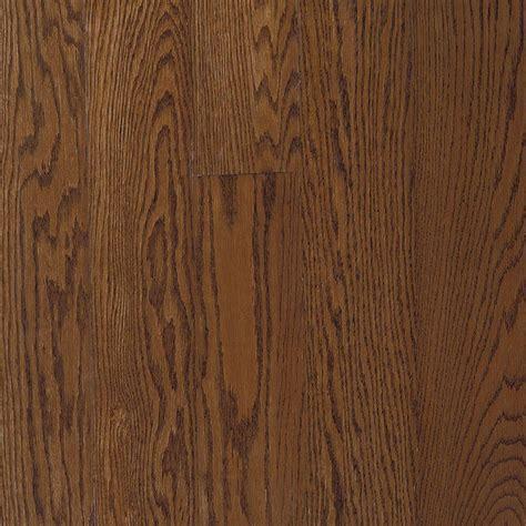 oak solid wood bruce abbington gunstock premium white oak solid hardwood flooring 5 in x 7 in take home