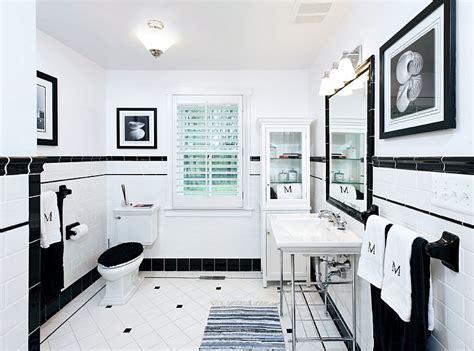black white bathroom ideas black and white bathrooms design ideas decor and accessories