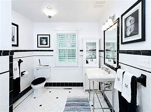 5 inspirations for your black and white bathroom midcityeast for 5 inspirations for your black and white bathroom