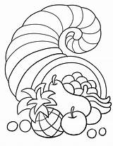 Thanksgiving Coloring Pages Fall Nestofposies sketch template