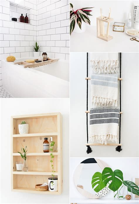 Kleines Badezimmer Diy by We Inspiration Badezimmer Diys We Handmade