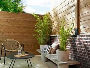 Gros Bambou Deco : choisir des panneaux de jardin castorama ~ Teatrodelosmanantiales.com Idées de Décoration
