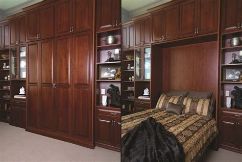 murphy wall bed system contemporary bedroom