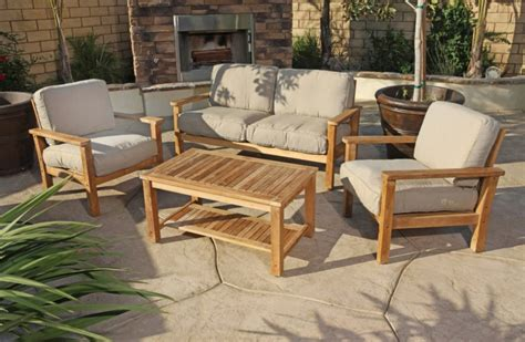 Deck Furniture Sale by How To Care Modern Teak Outdoor Furniture Walsall Home