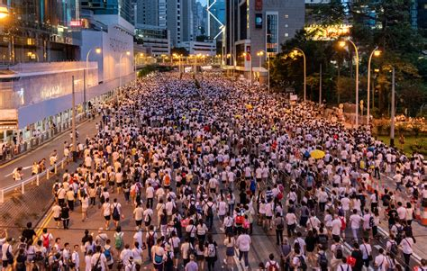 support   international community  give meaning   protests  hong kong