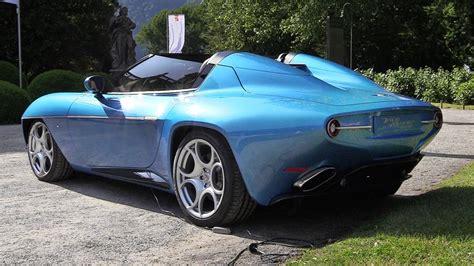 Alfa Romeo Disco Volante Spider 2016 Alfa Romeo Disco Volante Spider Sound Start Up