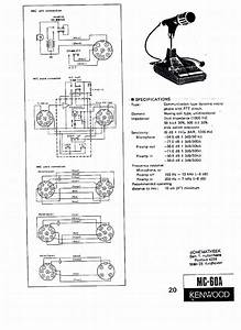 Kenwood Mc 60 Wiring Diagram