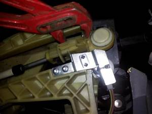 639 Manual Gear Shifter Cable Adjustment