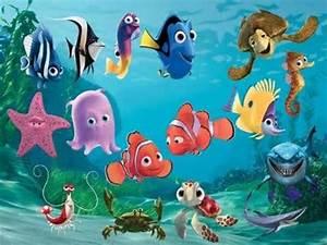 Finding Nemo Cast | www.pixshark.com - Images Galleries ...