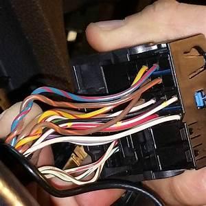 Strange Stereo Wiring