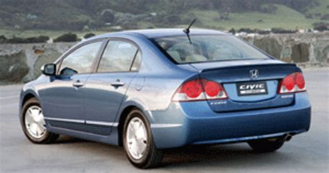 Honda Civic Hybrid Review by Honda Civic Hybrid 2007 Review Carsguide