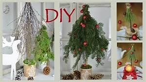 Weihnachtsdeko Zum Selbermachen : diy weihnachtsdeko selber machen b ume aus zweigen und ~ Orissabook.com Haus und Dekorationen
