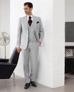 Costume Mariage Homme Gris : costume homme gris le mariage ~ Mglfilm.com Idées de Décoration
