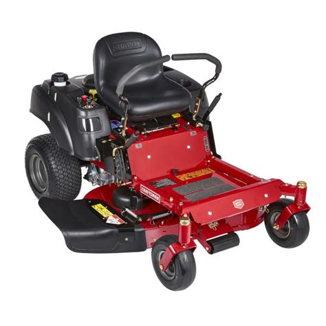 craftsman riding mowers mower sears zero turn 42 kohler deck twin 724cc lawn tractors fabricated 24hp hp garden outlet temporarily
