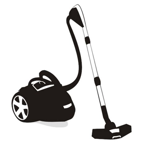 vacuum clipart black and white free silhouette black white vacuum cleaner psd files