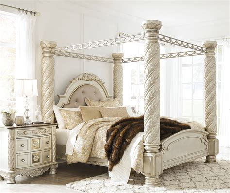 ashley furniture cassimore pc bedroom set  king