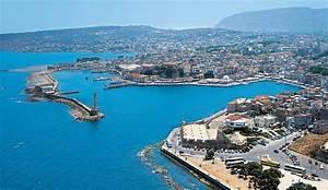 Chania Crete Greece Vacation Holidays Chania Crete Greece